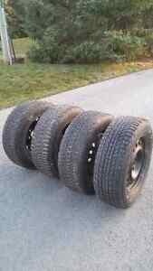 Used Snow Tires For Sale