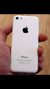 WHITE Apple iPhone 5C 8 GB - BELL/VIRGIN