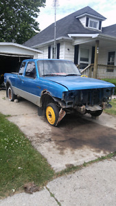 93 ford ranger 4x4 parts