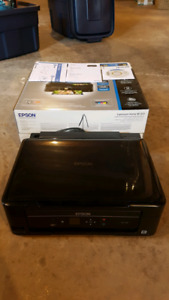 Epson XP-310 All-in-one printer with new ink.