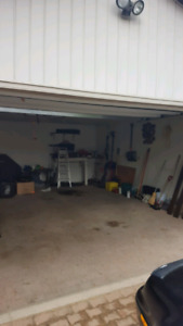 Garage spot for rent in lakeview
