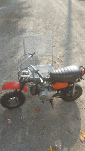 1972 Kawasaki kv75