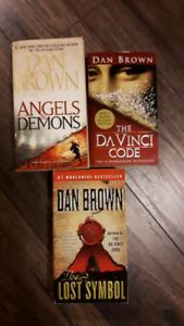Books - Dan Brown
