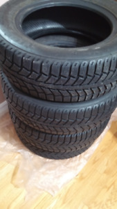 Tiger Paw Winter Tire Set (185/65R14/86S)~~~~~~~~~~~~~~~~