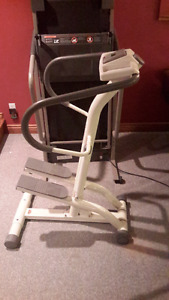 Johnson Comfort Stepper