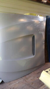 2002 ford mustang hood