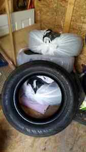 235 / 55R17 Continental ProContact 99H