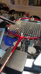Badminton Stringing
