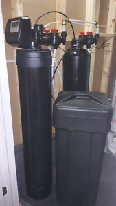 WATER FILTERATION SYSTEM = WATER SOFTENER = MINERAL R/O