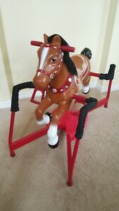 "Radio Flyer ""Blaze"" Riding Horse Kitchener / Waterloo Kitchener Area image 2"