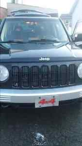 2007  jeep patriot limited  full loaded