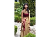 Beautiful Indian Outfit - only worn for 3 hours