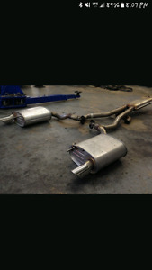 Exhaust for sale