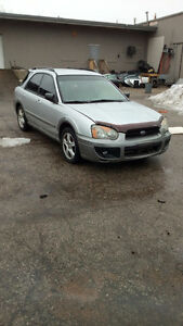 !!!!!PARTING OUT!!!!!!!!!2004 SUBARU IMPREZA