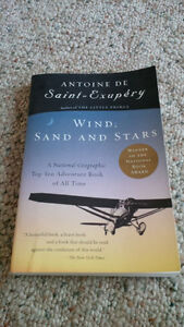 Wind, sand and stars ISBN- 978-0-15-602749 London Ontario image 1