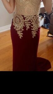 BEAUTIFUL & GORGEOUS PROM/FORMAL DRESS Kitchener / Waterloo Kitchener Area image 2