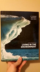 Living in the Environment 4th  Canadian Edition