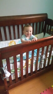 Crib for sale 100 or best offer