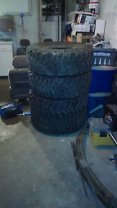 "35"" tires for sale or trade for 31"""