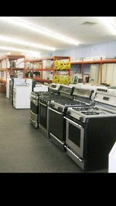 Mike's Appliances (fridge, stove, washer, dryers) new and used!