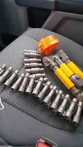 Nerf tripod and ammo belt (for vulcan EBF-25) Peterborough Peterborough Area image 1