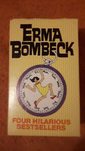 * In One Box, Four Hilarious Bestsellers of ERMA BOMBECK