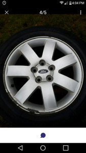 Looking for one ford five hundred rim