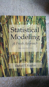 Statistical Modeling, A Fresh Approach: 2nd Edition Kitchener / Waterloo Kitchener Area image 1