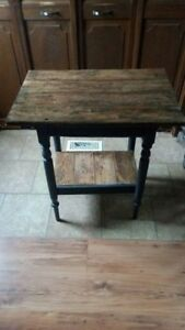 Rustic Barnboard Table
