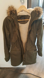 Manteau xsmall abercrombie fitch