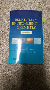 Elements of Environmental Chemistry 2nd Edition