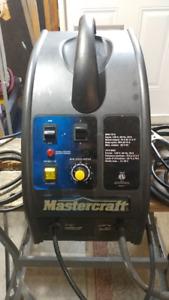 mastercraft mig welder