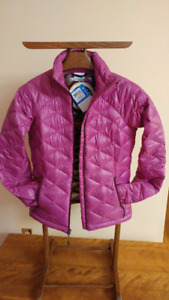 BNWT Columbia Mountain 650 turbo down + Omni heat Thermal reflec