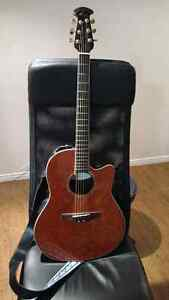 Ovation Acoustic Electric shallow body