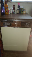 Free standing Dishwasher Kenmore energy safer FOR SALE!!!!