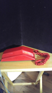 Northern Electric Contempra dial telephone.
