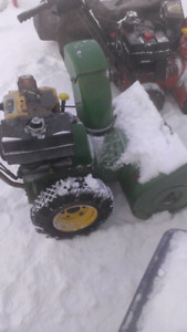 Wanted old unwanted snowblowers
