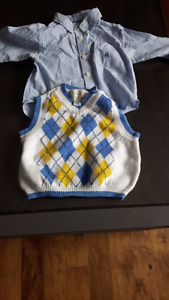 Cute Baby Outfits, Nice dress one for Easter, 0-3 mths  6-9mths