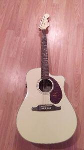 Fender Soronan Acoustic/Electric Guitar