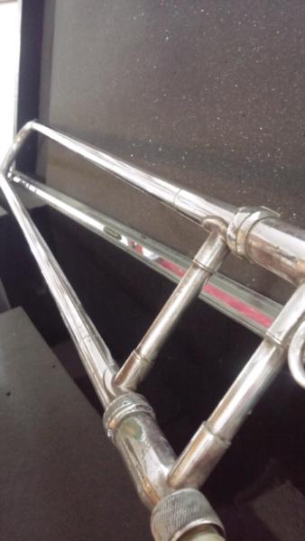 Pending inspection* Bass Trombone, King 7B | Woodwind