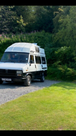 1988 Talbot Express Camelot with MOT