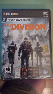 Tom Clancy's The Division PC DVD