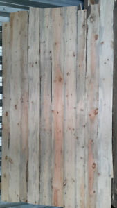 KOTTY RED PINE DRY ROUGH LUMBER FOR PROJECTS- Indoor/Other