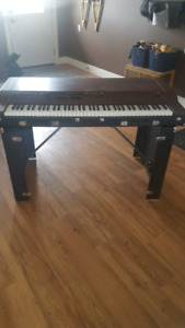 Yamaha CP30 electronic keyboard