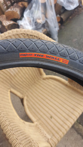Bmx tire primo the wall mint shape