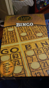 """Classic Games"" Bingo and Chinese Checkers :P Read Desc."