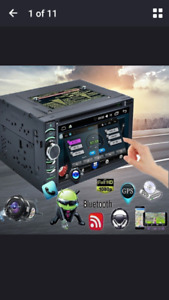 New 2 DIN MP5, DVD, Android, WIFI, Rear Camera, GPS