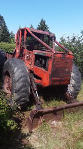 Timberjack Skidder | Buy or Sell Heavy Equipment in Canada | Kijiji