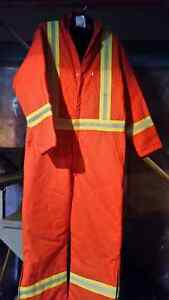 Mens insulted winter coveralls