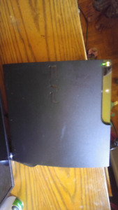 Ps3 500GB with 15 games for sale. $200 O.B.O